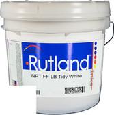RUTLAND NPT FF LB TIDY WHITE