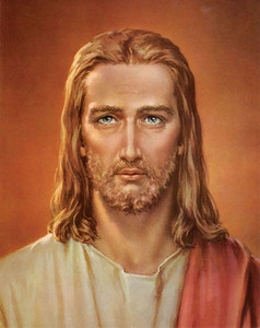 Head of the Messiah Jesus Christ Cardstock Print, 10 Inch, Pack of 20