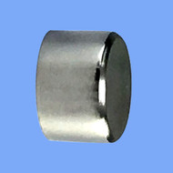 "Type 316 Stainless Steel Cable Railing End Cap for 1/4"" Hex Nut"
