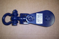 4 Ton Snatch Block with Shackle