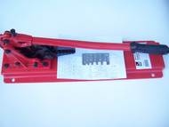 """Tie Down 43010 Bench Swager with Built-in Cutter:1/16"""", 3/32"""", 1/8"""", 5/32"""", 3/16"""""""