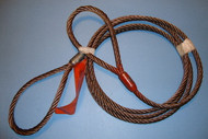 """3/8"""" X 20 ft Wire Rope Sling"""