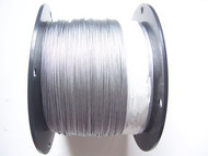 "Galvanized Cable, 1/16"", 7x7, 2500 ft reel"