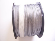 """Galvanized Cable, 1/8"""", 7x7, 1000 ft"""