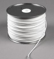 "Diamond Braid Polyester Cord, 1/8"", 1000 ft reel"
