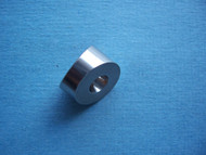 "Type 316 Stainless Steel 30 Degree Beveled Washer - for 1/8"", 5/32"" and 3/16"" Cable Railing"