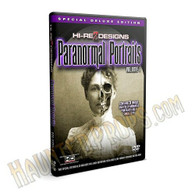 PARANORMAL PORTRAITS: VOLUME 1 - DVD