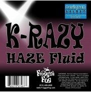 Krazy Haze - Professional Water Based Haze Juice - For Martin K-1 Hazers