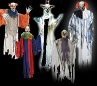 5 PIECE HANGING CLOWN DEAL