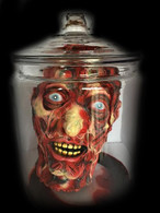 VEIN SEVERED HEAD IN A JAR