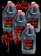 4 GALLONS OF HOLLYWOOD BLOOD DEAL