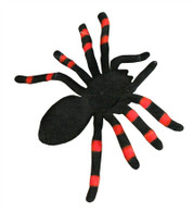 "100   EACH  10"" TARANTULAS FLOCKED  DEAL"