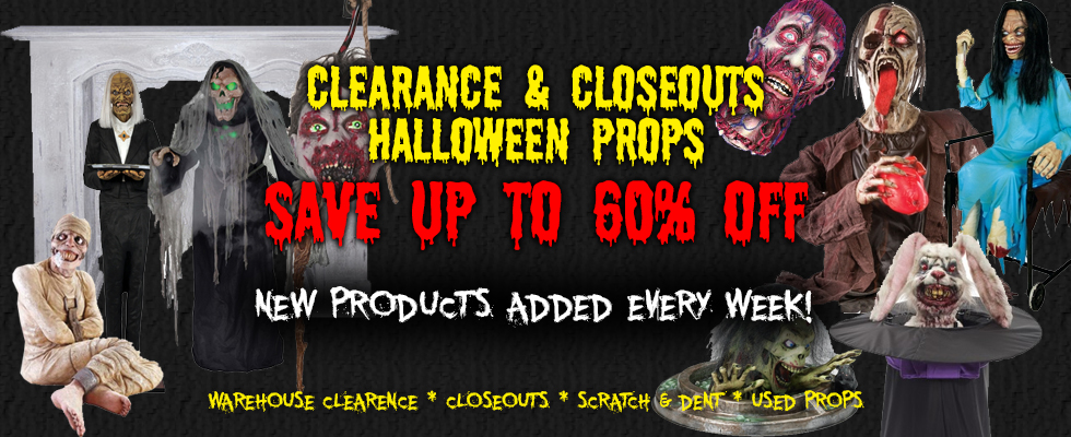 Closeout Clearance