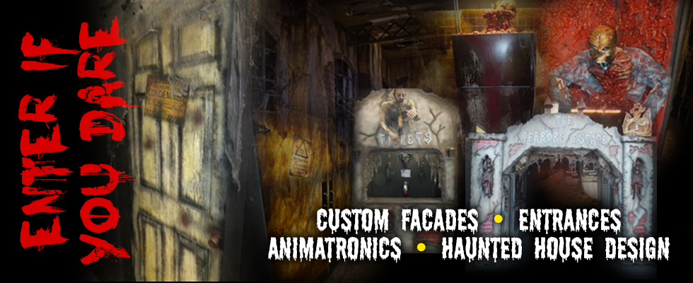 Custom Entrances and Facades