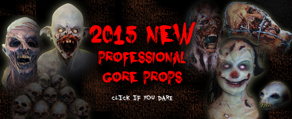 New Professional Gore Props