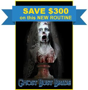 save on Ghost Bust Bride