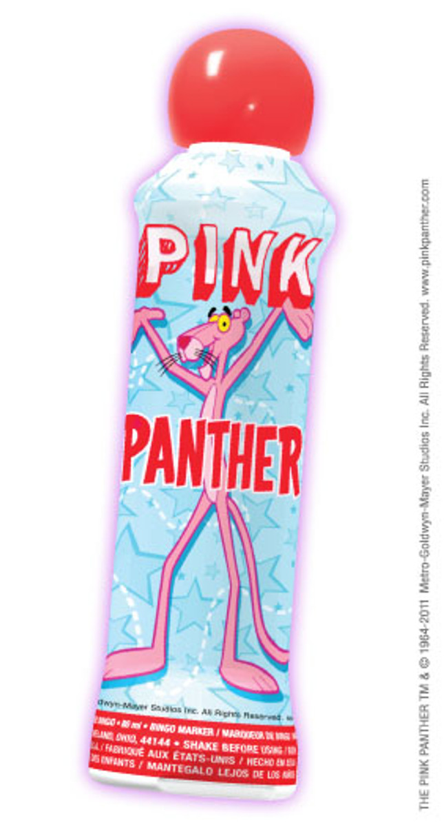 Pink Panther Bingo Dauber
