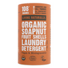 Living Naturally Organic Soapnut Shells Natural Detergent 225g (approx 108 washes)