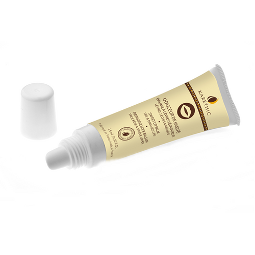 Karethic Hydrating Lip Balm with Authentic African Shea Butter