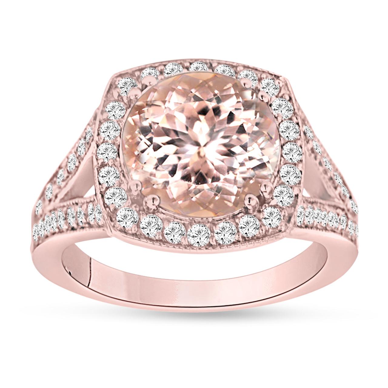 Blue Diamond Engagement Rings | Vintage Black Gold Rings ...