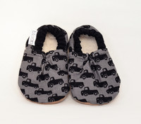 Cars Bison Booties 12-18 months