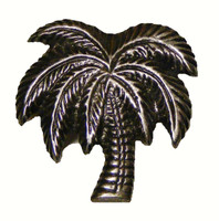 Palm Tree Cabinet Hardware Knob
