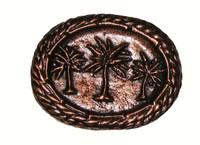 Three Palms Cabinet Hardware Knob
