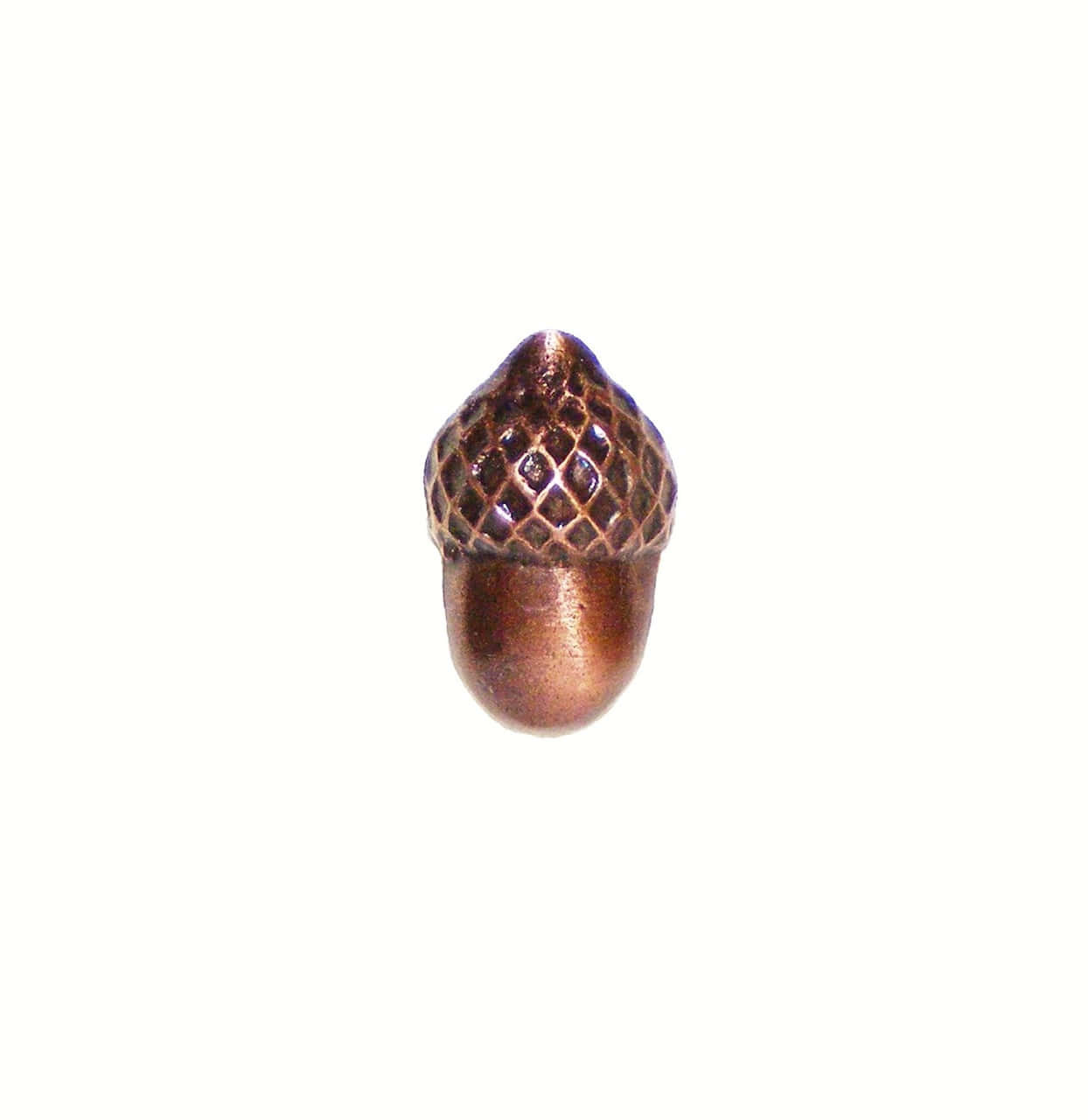 Cabinet hardware large acorn drawer pull knob for Acorn kitchen cabinets