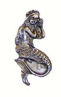 Mermaid Cabinet Hardware Knob