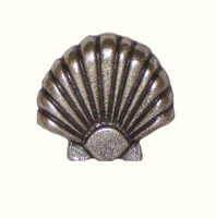 Large Seashell Cabinet Hardware Knob