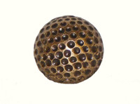 Sm. Golf Ball Cabinet Hardware Knob