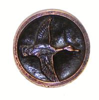 Mallard Round Cabinet Hardware Knob