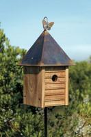 Homestead Bird House.