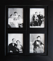 Window Pane Collage Frame