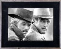 8x10 Western Frames, 3 inch Wide, Butch Cassidy Frame