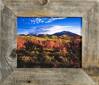 8x10 Rustic Picture Frames, Medium Width 2 inch Homestead Series