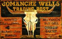 Vintage Comanche Wells
