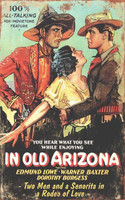 Vintage Rodeo of Love Sign