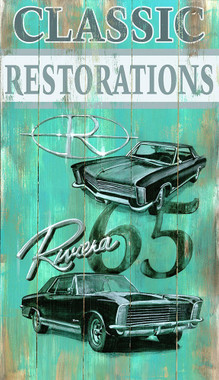 Vintage Riviera 38