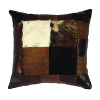 4 Square Hide Pillow
