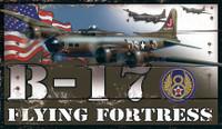 B-17 Sign