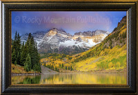 A Little Bit of Heaven - Dan Ballard Framed Landscape Giclee