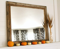 Hobble Creek Mirror- Alder Overlay