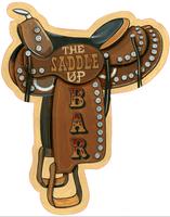Custom Vintage Saddle Sign