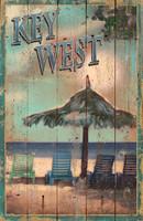Vintage Key West Sign