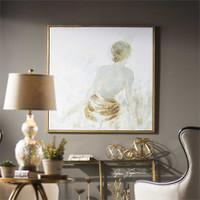 Uttermost Gold Highlights Feminine Art