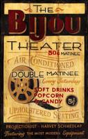 Vintage Sign-Movie Theater