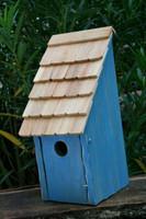 Bluebird Bunkhouse in Blue.