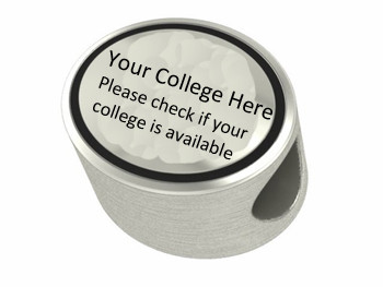 Sterling Bead - Pick your College