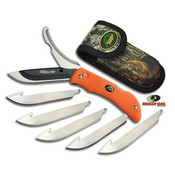 NEW! Replaceable Razor-Blade/Gutting Blade Folder 1